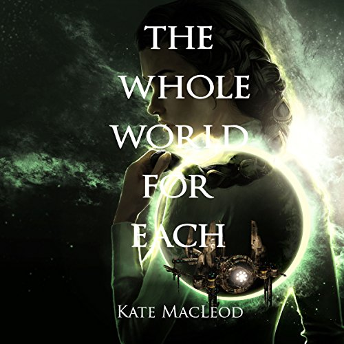 The Whole World for Each audiobook cover art