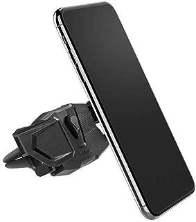 Spigen Click.R Air Vent Mount Araç Tutacağı / Tüm Cihazlarla Uyumlu - Black