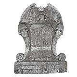 Bongles Espuma De Halloween Cementerio Lápidas para Halloween Decoración Yard