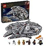 LEGO®-Star Wars™ Faucon Millenium™ Jouet Enfant à Partir de 9 ans, 1351 Pièces à Construire 75257