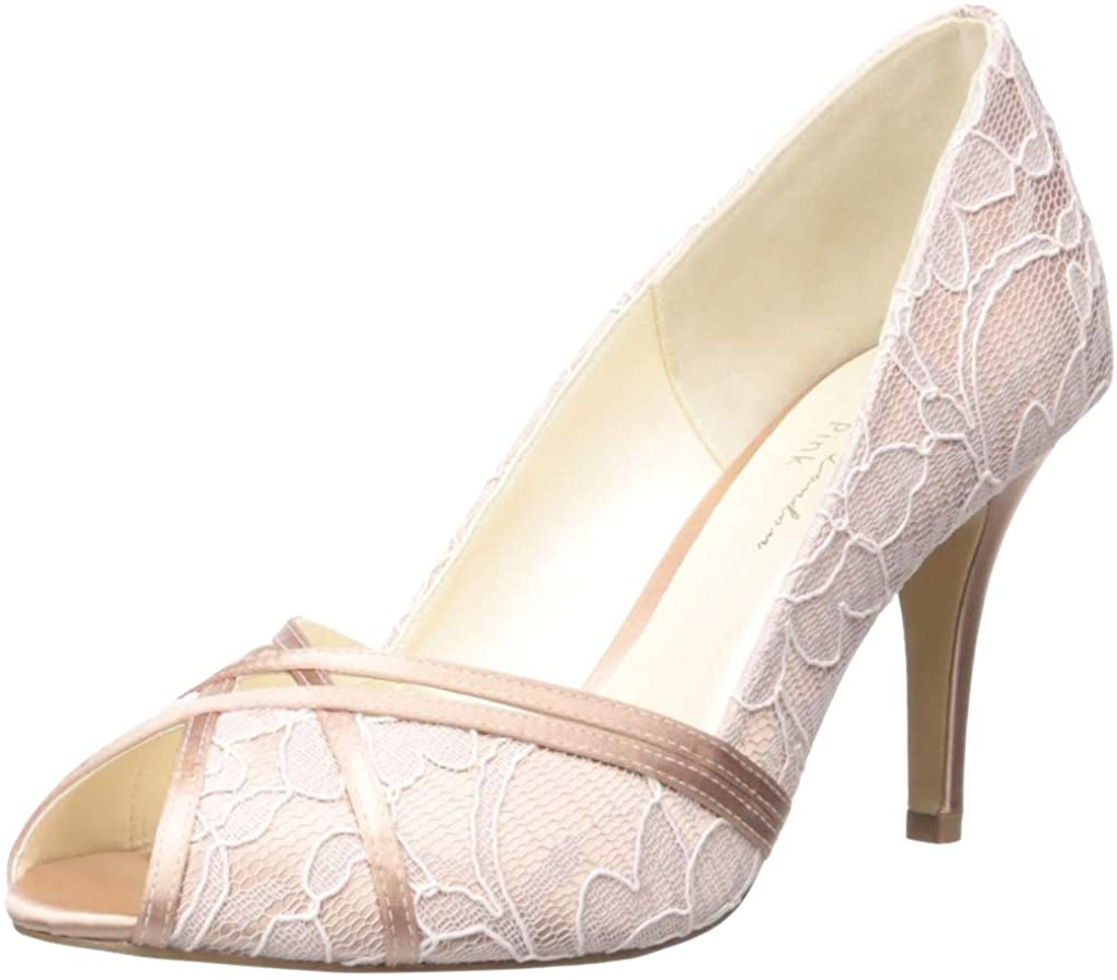 Paradox London Women's Cherie Heeled Sandal