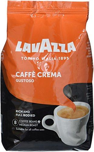 Lavazza Caffè Crema Gustoso, 1 kg Packung