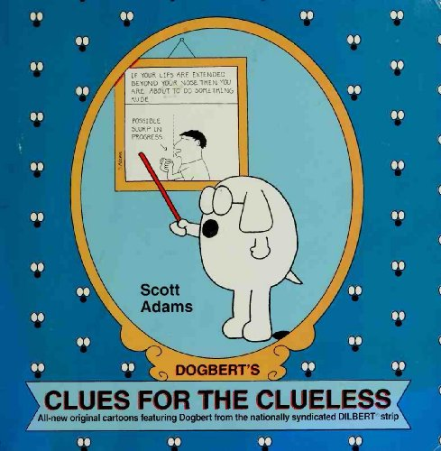 Clues For The Clueless (Dilbert Book 3) (English Edition)