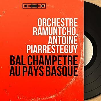 Bal champêtre au Pays basque (Mono version)