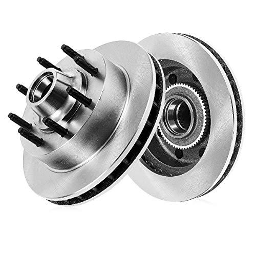 CRK14612 FRONT Premium Grade OE 331 mm [2] Rotors...