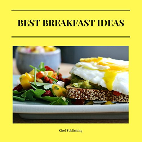 Best Breakfast Ideas audiobook cover art