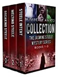 Jasmine Steele Mystery Series Collection Books 1-3 (The Jasmine Steele Mystery Series Book 6) (English Edition)