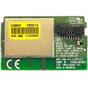Modulo Wireless / WiFi EAT63435701 1704C131313 LGSWFAC71 LG 43LJ594V