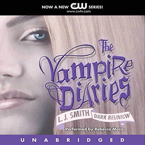 The Vampire Diaries, Book 4 audiobook cover art