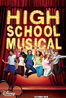school musical poster