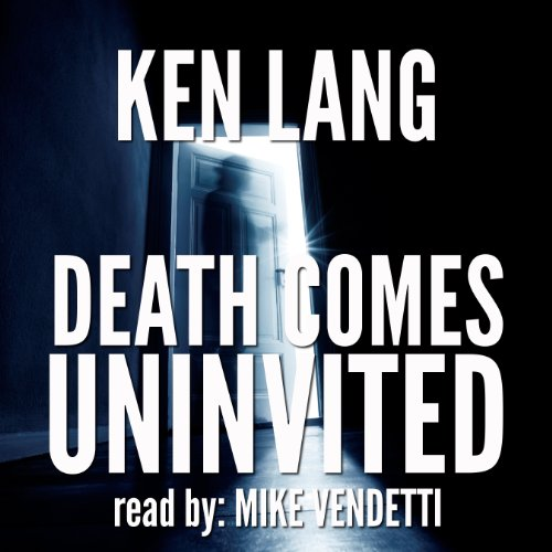 Death Comes Uninvited audiobook cover art