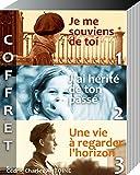 COFFRET 3 ROMANS: Je me souviens de toi - J'ai hérité de ton passé - Une vie à regarder l'horizon