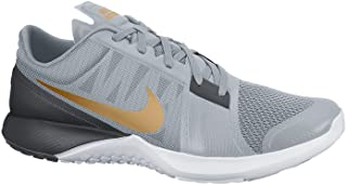 Mens FS Lite Trainer 3 Training Shoe Grey/Anthracite/Platinum/Metallic Gold Size 7 M US …