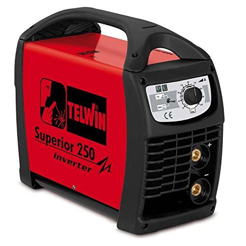 Telwin 816039 Saldatrice Inverter Superior 250