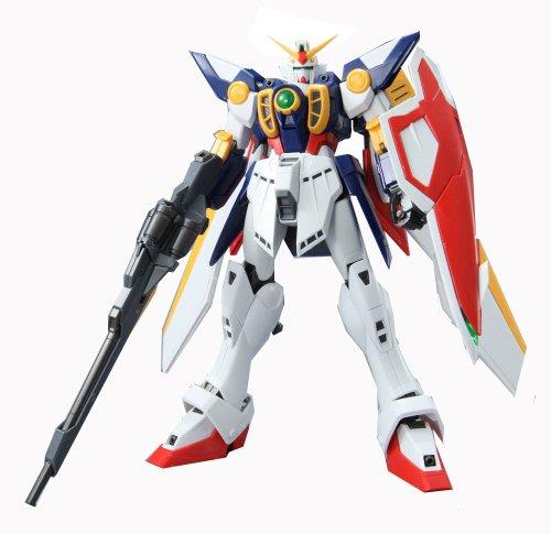 Bandai Hobby Wing Gundam Bandai Master Grade Action Figure, Model Number: BAN162352