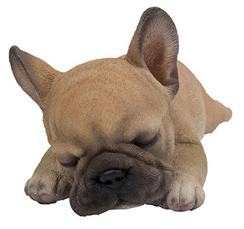 Hi Line 87710-G Sleeping French Bulldog Puppy Figurine