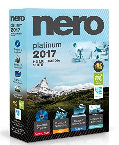 Nero -  2017 Platinum