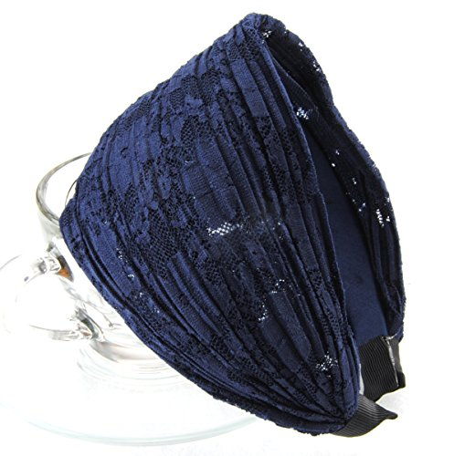 axy HR14 Haarreif Serie 14 Hair Band (Blau/Blue)
