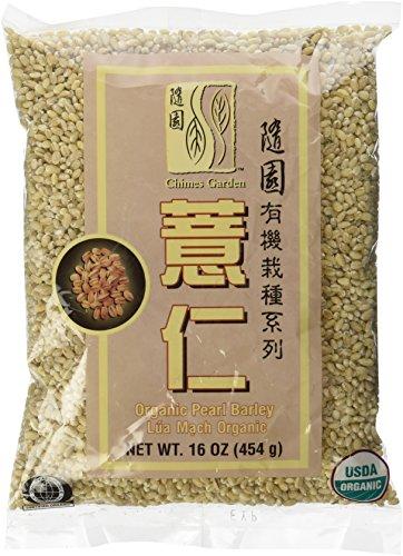 Organic Pearl Barley - 16oz.