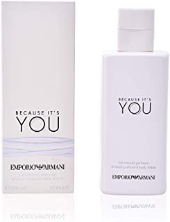 Emporio Armani Because Its You Loción Corporal - 200 ml