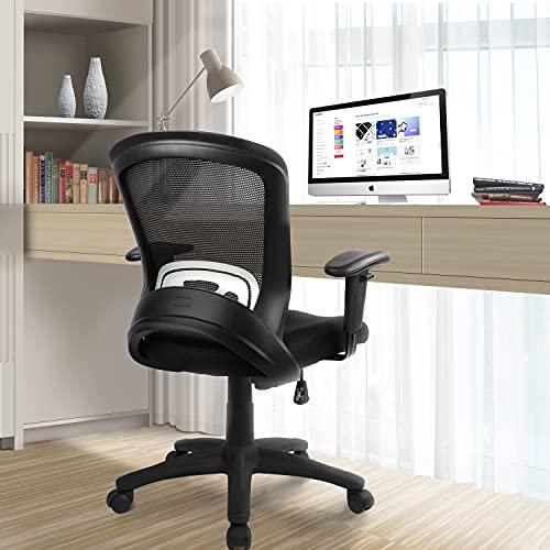 Hylone Ergonomic Mesh Lumbar Support Office Chair