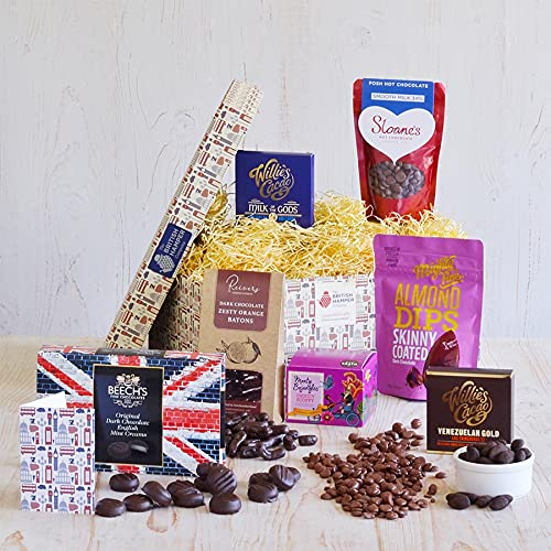 Divinely Decadent Chocolate Hamper - Gift Card Included