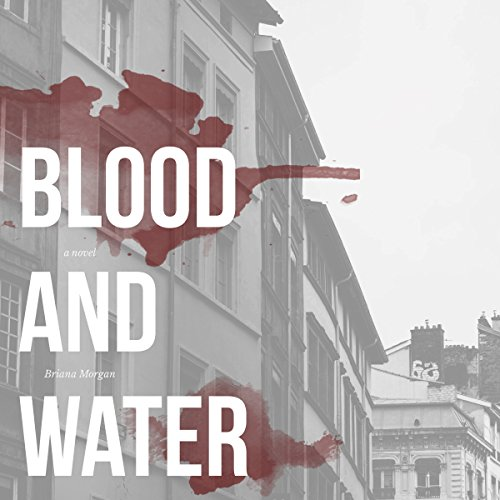 Blood and Water audiobook cover art