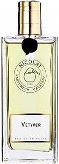 Nicolai Vetyver Men's Eau de Toilette, 100 ml