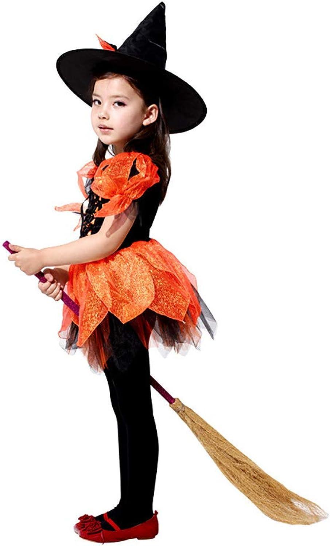 GIFT ZHIZHUXIA Weihnachtsfeier Kostüm Cosplay Kostüm Kinder Halloween Kostüm Mädchen Jungen Halloween Cosplay Kleid 4-12 Jahre Weihnachtsfeier Kleid Requisiten B07P8RZ757 Ästhetisches Aussehen       Jeder beschriebene Artikel ist verfü