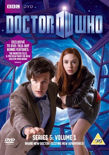 Doctor Who - Series 5, Vol. 1