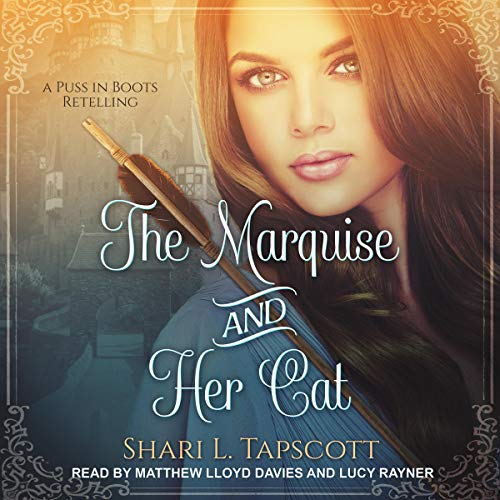 The Marquise and Her Cat cover art