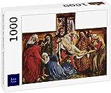 Lais Puzzle Rogier Van Der Weyden - Deposición de Cristo Desde la Cruz 1000 Piezas