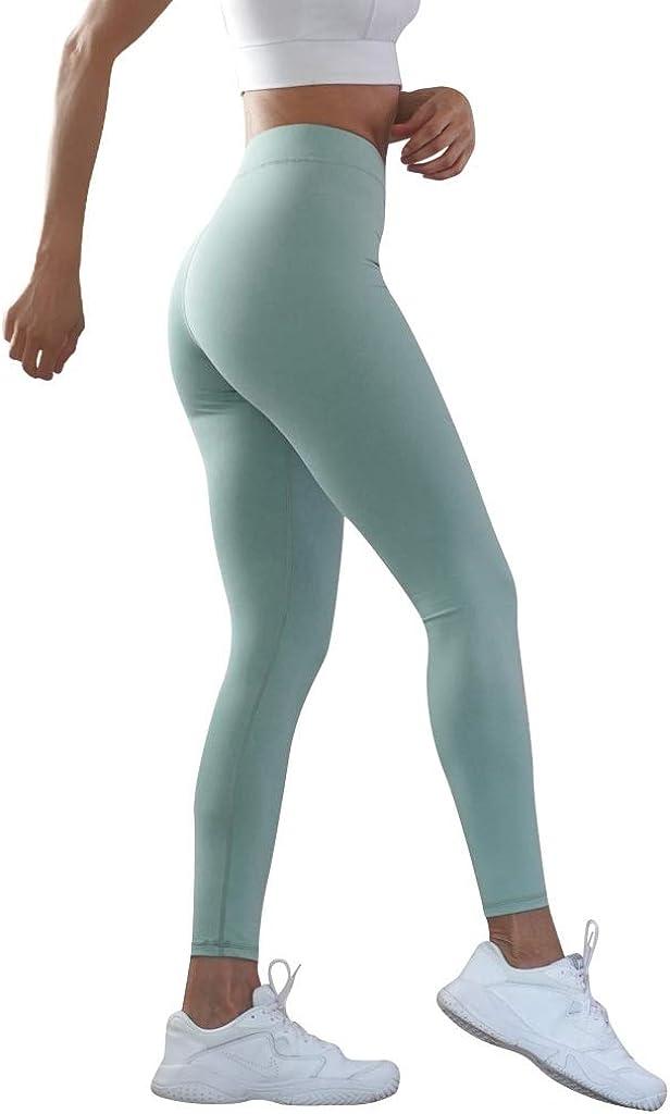 Lilipop Classy Women's High Waist Workout Gym Seamless Leggings Yoga Pants