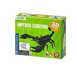 Thames & Kosmos 265020 Emperor Scorpion 3D Puzzle