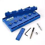 KREG 32mm Shelf Pin Jig with 5mm Drill Bit, Kreg# KMA3220