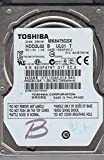 MK6475GSX, A0/GT001M, HDD2L02 B UL01 T, Toshiba 640GB SATA 2.5 Hard Drive