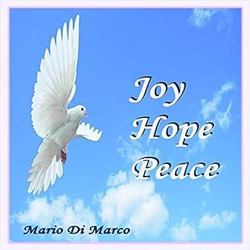 Joy Hope Peace