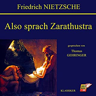 Also sprach Zarathustra cover art