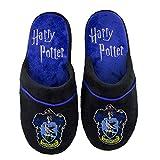 Pantuflas Zapatillas Cinereplicas Harry Potter - Oficial - Alto Confort y Calidad - Sole Pillow Walk - Adulto (S/M, Ravenclaw)