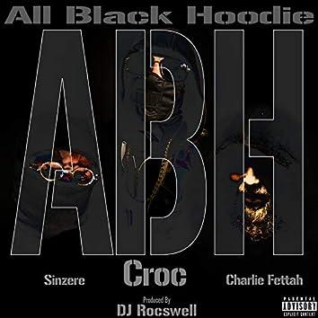 All Black Hoodie