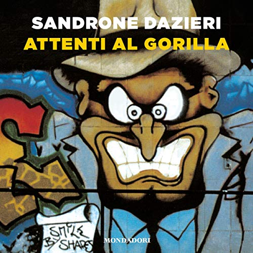 Attenti al gorilla copertina