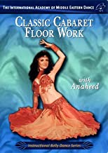 Learn Classic Cabaret Floor Work Belly Dance DVD