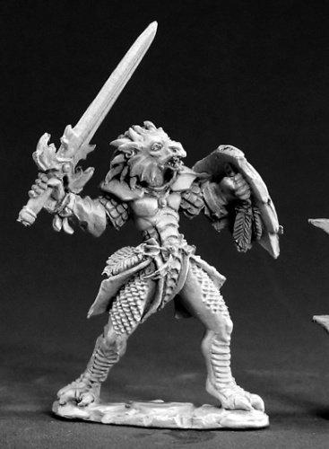 DARK HEAVEN Na kaat, Female Half Dragon Paladin