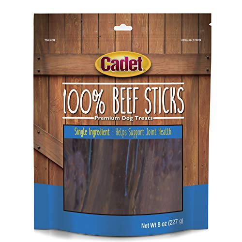 Cadet 100% Real Beef Strips for Dogs 8 oz.