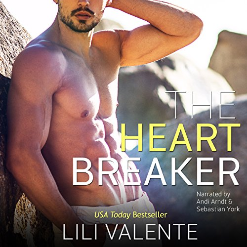 The Heartbreaker audiobook cover art