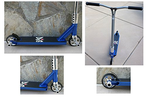 Read About DIS Blue Devil 120 Custom Pro Complete Scooter Professionally Assembled