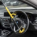 UKB4C Car Double Claw Anti Theft Strong High Security Steering Wheel Lock for BMW 1 2 3 4 5 6 Series X3 X4 X5 X7 i8 Z3 Z4
