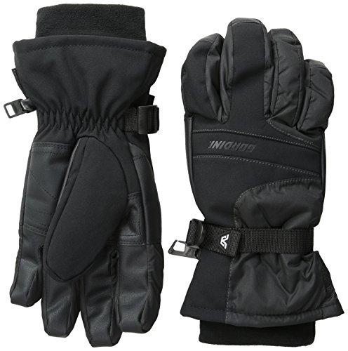 Gordini Herren Handschuhe Aquabloc VIII Glove, Black, L, 4G2176
