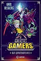 Galactic Gamers - Der Quantenkristall: Kinderbuch für Jungen und M?dchen ab 10 Jahre