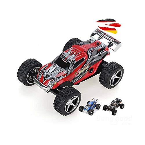 RC ferngesteuertes Mini Off-Road Stunt Fahrzeug, Auto, Car, Monster-Truck, Truggy, 2.4GHz Upgrade Edition mit 5 Geschwindigkeitsstufen, Komplett-Set RTR